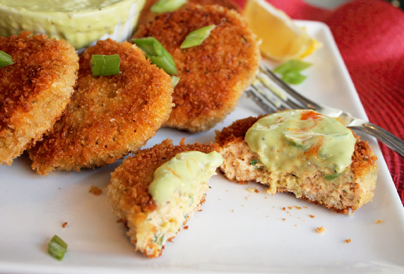 ... Salmon Croquettes Spicy Salmon Croquettes smallindex of Spicy Salmon