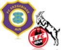 Erzgebirge Aue - FC Köln
