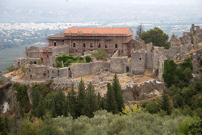 Travelchannel: Mystras - Peloponnes