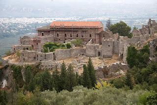 Ruins of Mystras