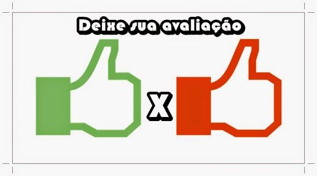 Deixe sua opinião!
