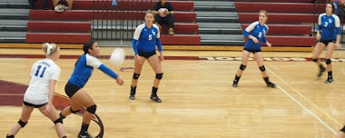 Badger Varsity Volleyball