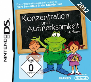 Konzentration und Aufmerksamkeit 1.-4. Klasse 2012