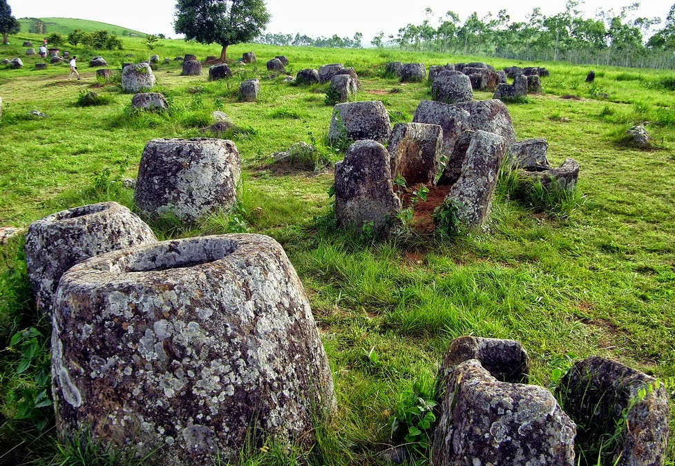 The Plain Jars