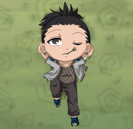 LibrachiousY: chibi*shikamaru