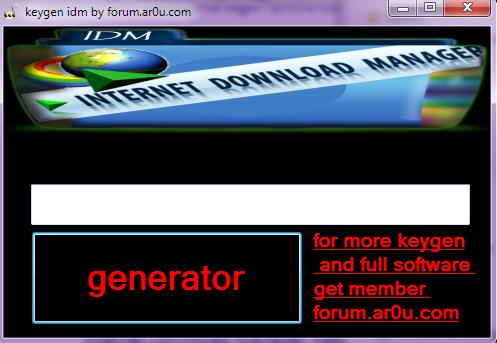 idm 611 keygen generator free download