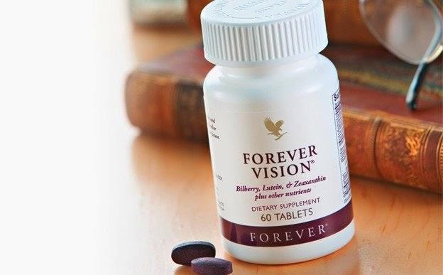 thành phần Thực phẩm chức năng Forever Vision