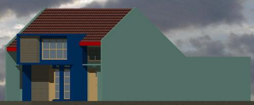 contoh rumah minimalis rumah sederhana minimalis type 80
