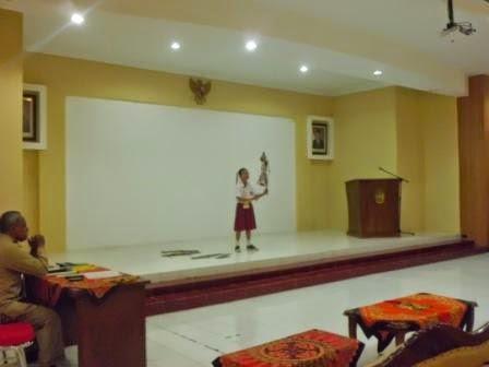 Foto Kegiatan, Kegiatan, Karya, Lomba cerita wayang SD, lomba cerita wayang bantul