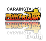 Cara Install Game PB (Point Blank) Online Indonesia - Full Client