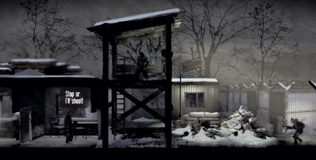This War Of Mine screenshot soldiers