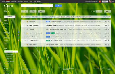 new gmail interface by boogle hits the web, Google Gmail completely redesign, gmail login, gmail correo electronico, Tweak Your Favorite Tools: Turbocharge Gmail, Add Icons to Windows Taskbar