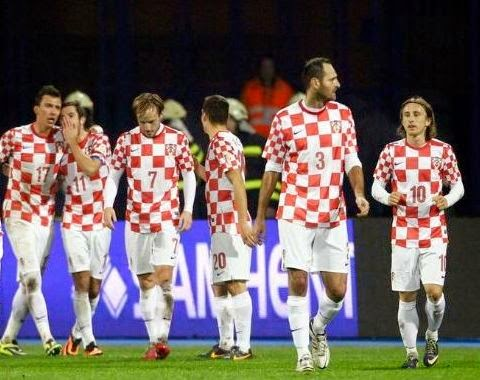 Croatia 2014 World Cup