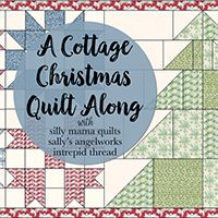 A Cottage Christmas Quilt Along