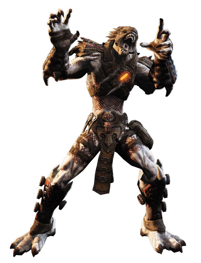 Bonus de la preventa de Gears of War 3 en Estados Unidos