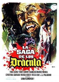Enciclopedia del Cine Español: La saga de los Drácula (1972)