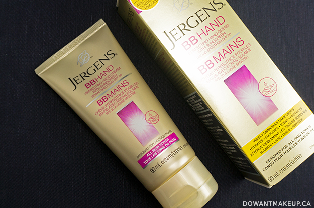 Jergens BB Hand Cream review