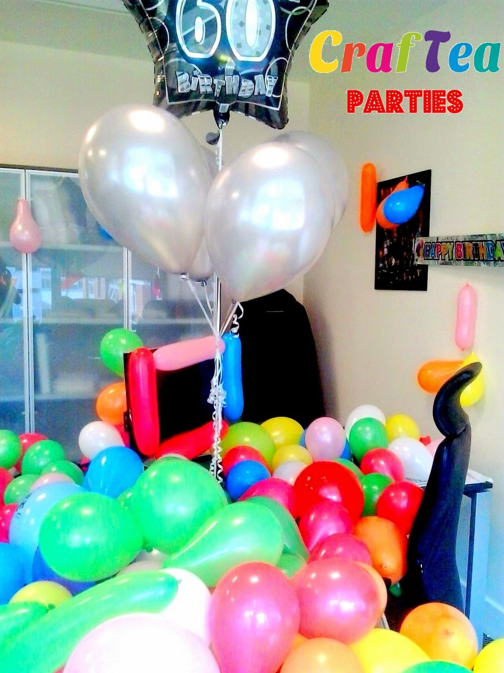 office party idea. Office Party Idea