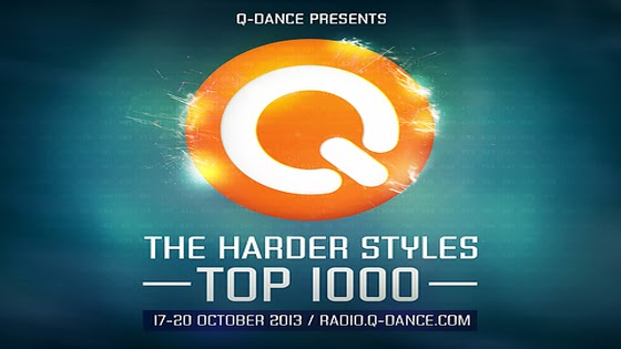 The Harder Styles Top 1000