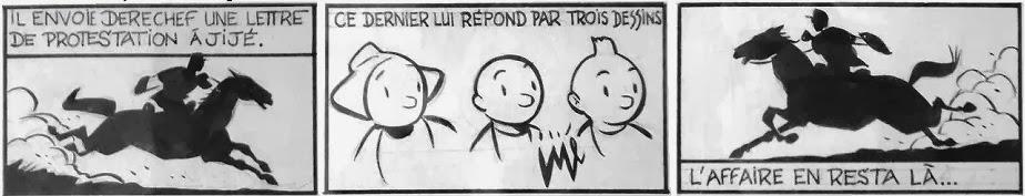 la vie exemplaire de Jijé par Yves Chaland & co