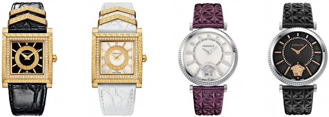 Women's Versace Watches 2015