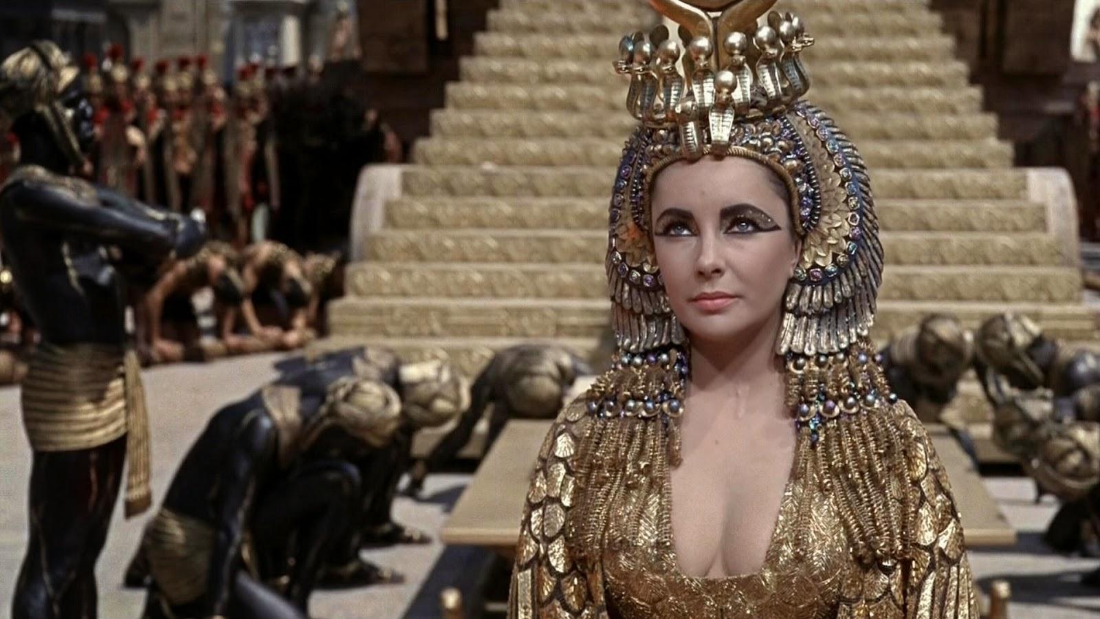 rencontre cleopatre jules cesar