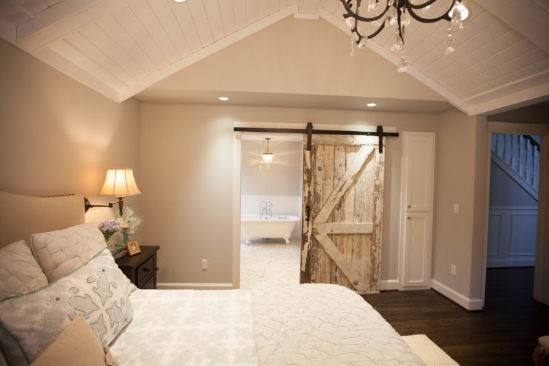 My sweet savannah keller farmhouse for Farmhouse master bedroom
