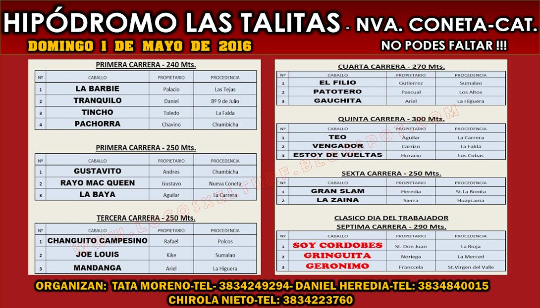 1-05-16-HIP. LAS TALITAS-PROG.