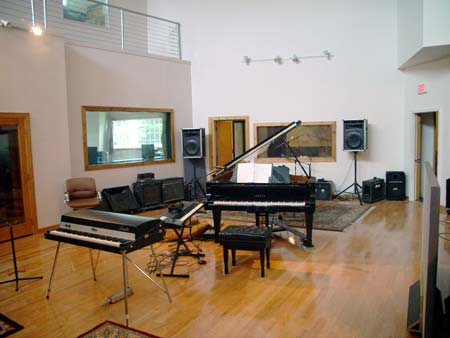 One Of The Studios We Used