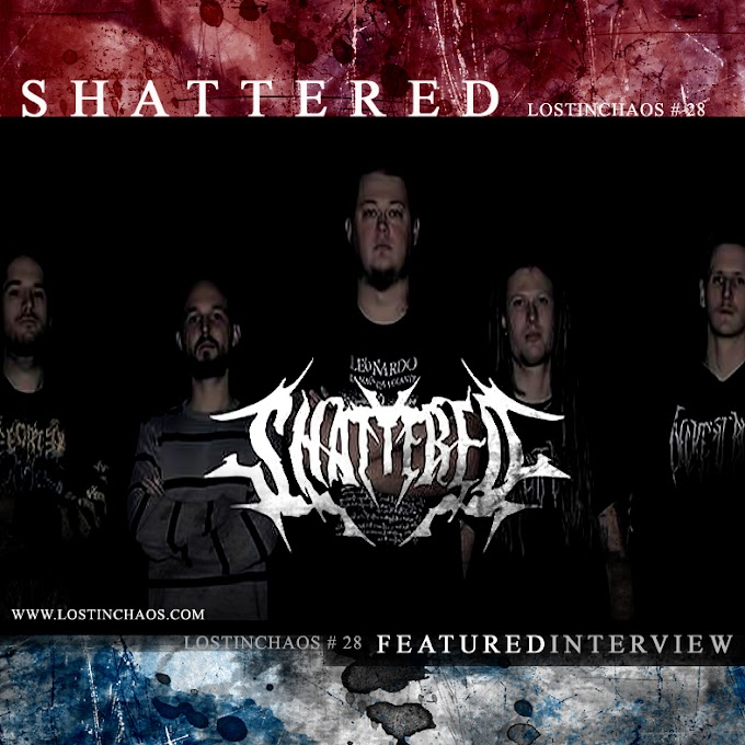 SHATTERED Interview (Germany)