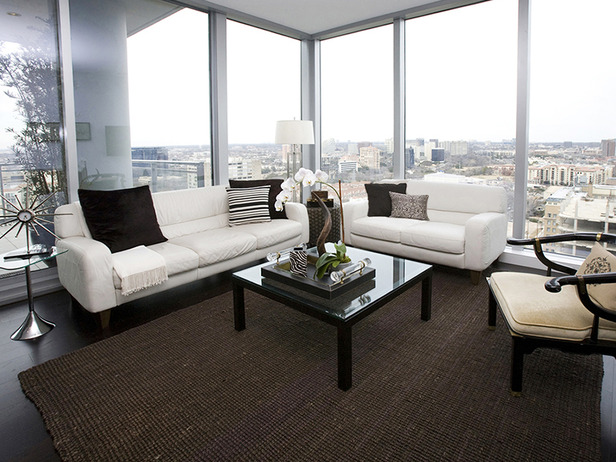 Delicieux Modern Living Space