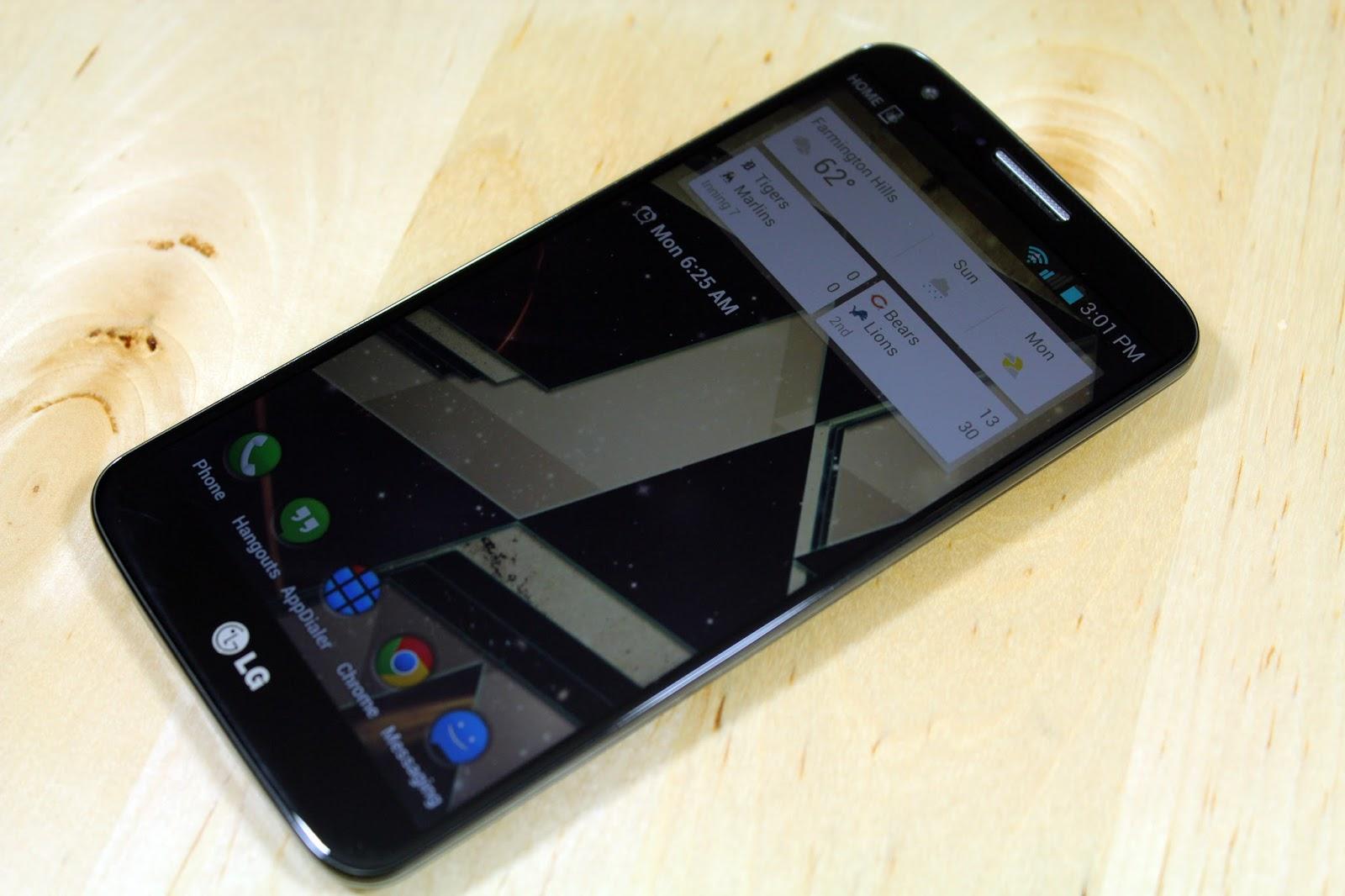Celular Desbloqueado LG Optimus L7 II P714 Branco com  - imagens do celular lg optimus l7