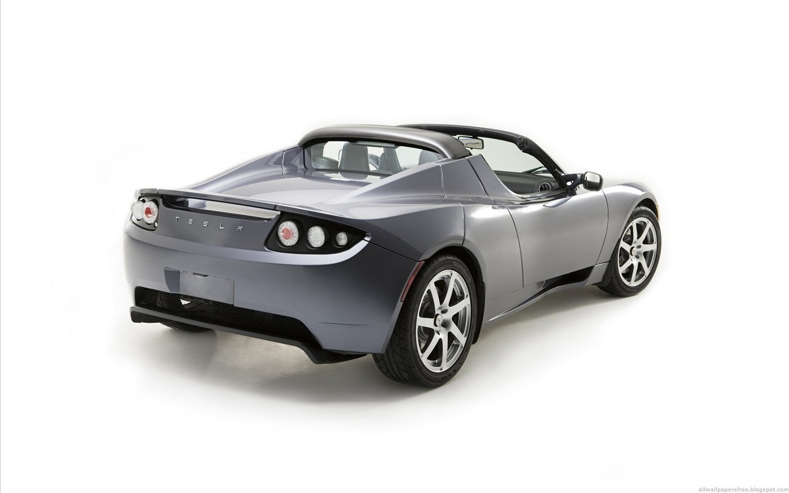Hot Cars Tesla Motors Roadster Electric Car Maker
