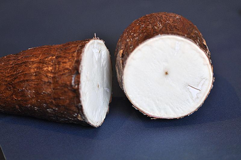 how to make cassava salvaro
