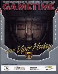 Vernon Vipers 2006-07 Program