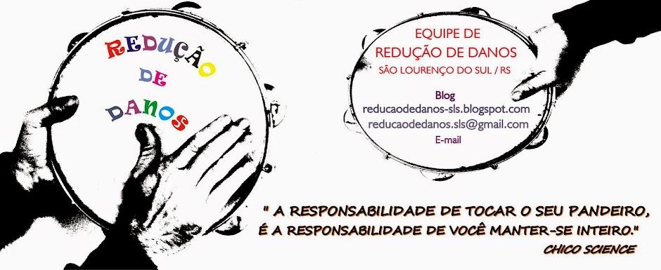 Agentes Redutores de Danos de São Lourenço do Sul / RS