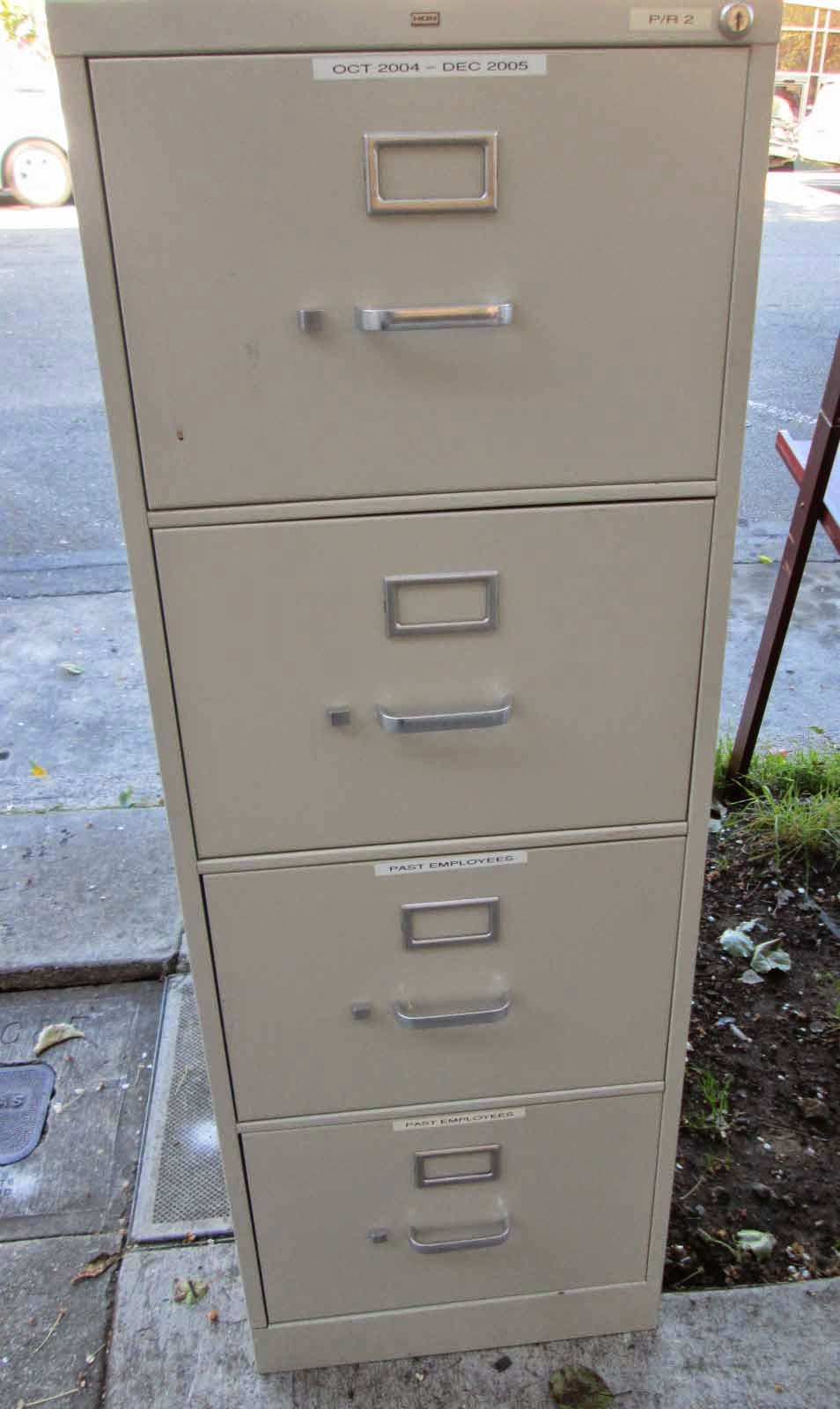 Sold Hon  Drawer Legal File Cabinets  Each