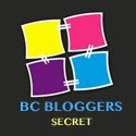 BC Bloggers Secret - The List