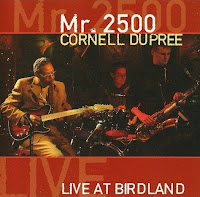 Mr. 2500 Cornell Dupree -Live At Birdland