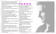 New Richard Armitage Fan Challenge