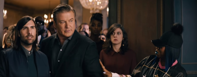 "Amazon Echo 2016 Super Bowl 50 Ad ""Party"" Featuring Alec Baldwin, Dan Marino, Jason Schwartzman, & Missy Elliot"