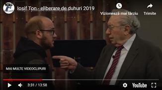VIDEO: Iosif Țon - Eliberare de duhuri 🔴 Înregistrare la Biserica Deo Gloria Timişoara, 10.04.2019