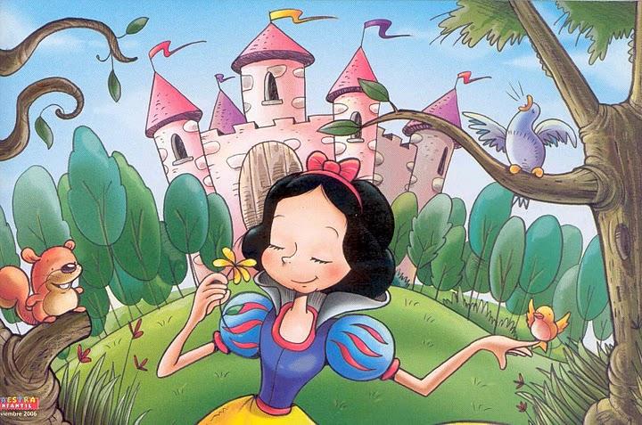Proyecto cuentos tradicionales burbujitas - Blancanieves youtube cuento ...