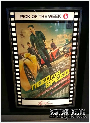 Film Review - Need For Speed