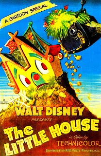 Trésors Disney : les courts métrages, créateurs & raretés des studios Disney The+little+house