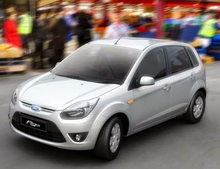 Ford Figo 2015