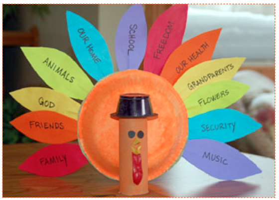 Talking turkey six toddler crafts to try cool progeny for Turkey country arts and crafts