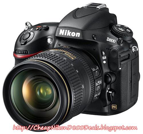 Cheap Nikon D800 best price 2012