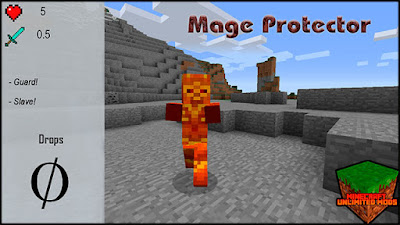 XtraCraft Mod mage protector