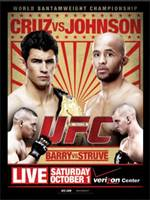 Download UFC Live 6 on Versus: Cruz vs Johnson HDTV